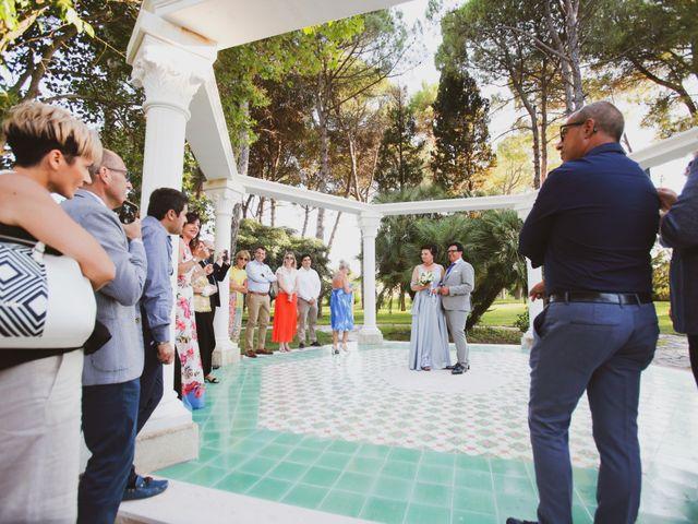 Il matrimonio di Dirk e Kateline a Francavilla Fontana, Brindisi 93