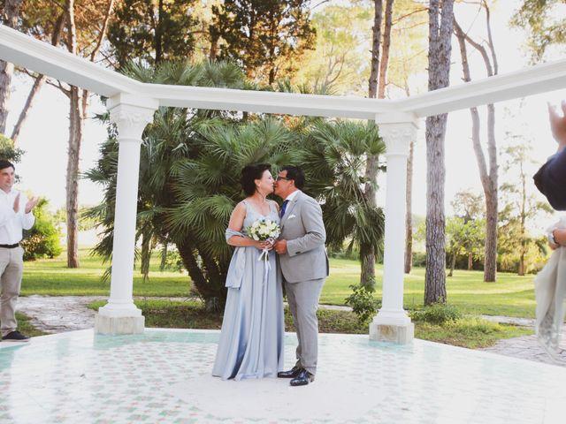 Il matrimonio di Dirk e Kateline a Francavilla Fontana, Brindisi 94