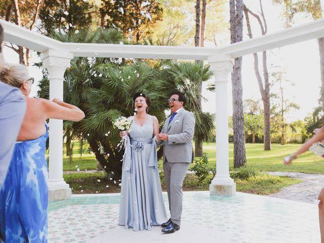 Il matrimonio di Dirk e Kateline a Francavilla Fontana, Brindisi 95