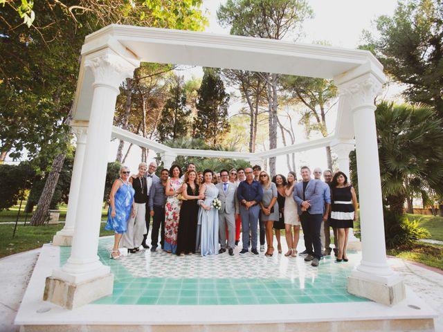 Il matrimonio di Dirk e Kateline a Francavilla Fontana, Brindisi 98