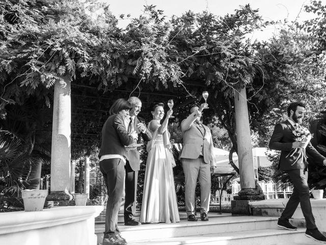 Il matrimonio di Dirk e Kateline a Francavilla Fontana, Brindisi 100