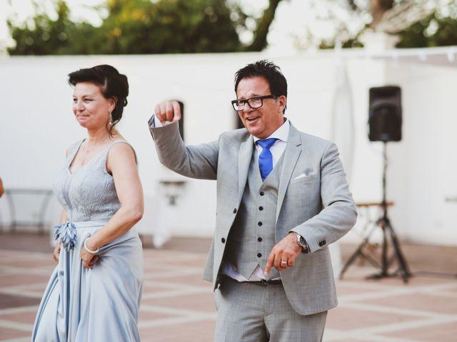 Il matrimonio di Dirk e Kateline a Francavilla Fontana, Brindisi 118