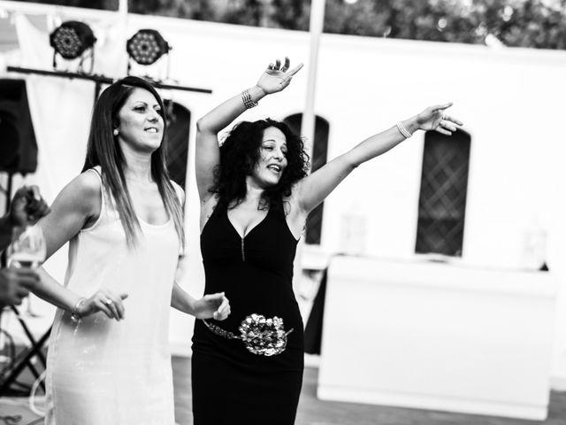 Il matrimonio di Dirk e Kateline a Francavilla Fontana, Brindisi 125
