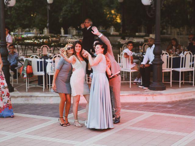 Il matrimonio di Dirk e Kateline a Francavilla Fontana, Brindisi 140