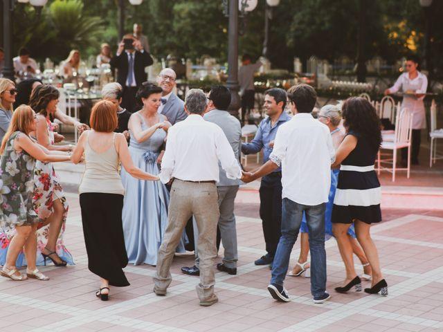 Il matrimonio di Dirk e Kateline a Francavilla Fontana, Brindisi 141