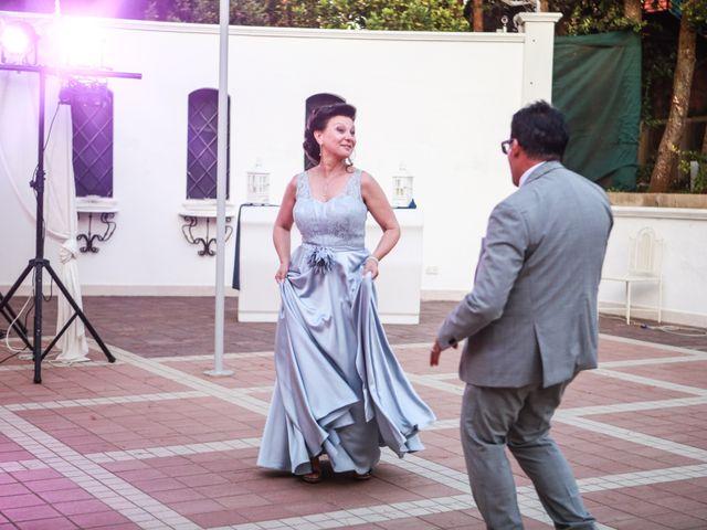 Il matrimonio di Dirk e Kateline a Francavilla Fontana, Brindisi 143