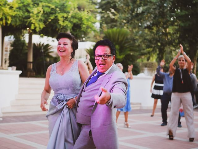 Il matrimonio di Dirk e Kateline a Francavilla Fontana, Brindisi 144