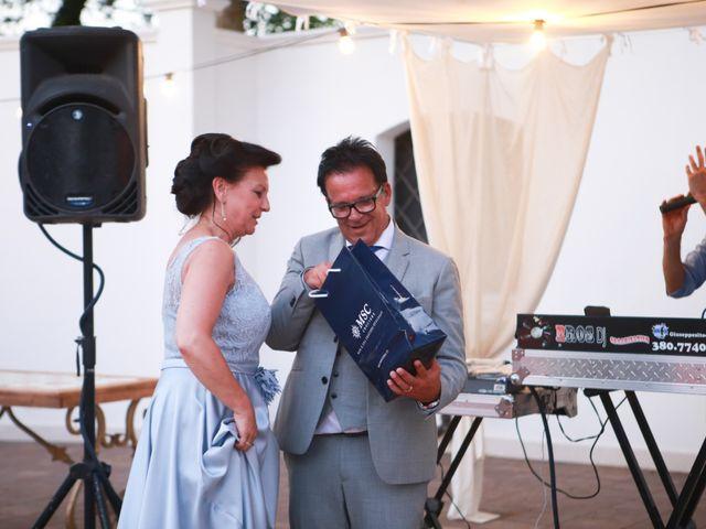 Il matrimonio di Dirk e Kateline a Francavilla Fontana, Brindisi 147