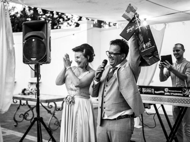 Il matrimonio di Dirk e Kateline a Francavilla Fontana, Brindisi 152