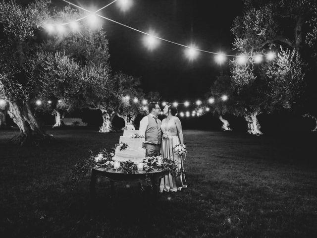 Il matrimonio di Dirk e Kateline a Francavilla Fontana, Brindisi 174