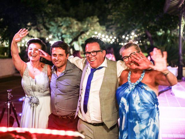 Il matrimonio di Dirk e Kateline a Francavilla Fontana, Brindisi 178