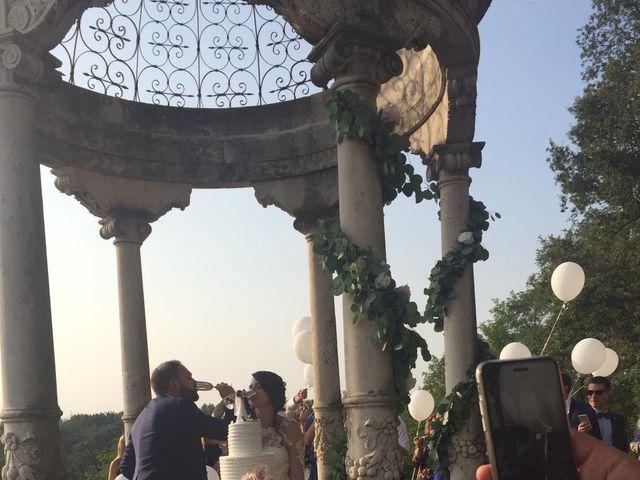 Il matrimonio di Carlo Maria  e Elisa a Cardano al Campo, Varese 1