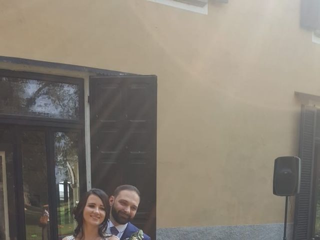 Il matrimonio di Carlo Maria  e Elisa a Cardano al Campo, Varese 2
