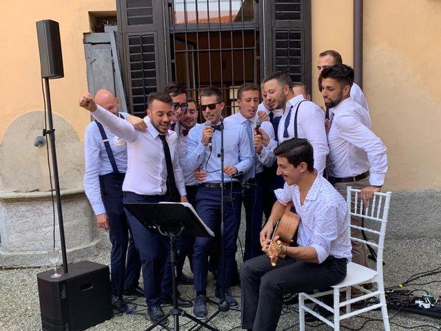 Il matrimonio di Carlo Maria  e Elisa a Cardano al Campo, Varese 5