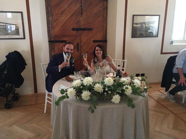 Il matrimonio di Carlo Maria  e Elisa a Cardano al Campo, Varese 6