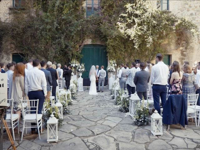 Il matrimonio di George e Melanie a Castellabate, Salerno 9