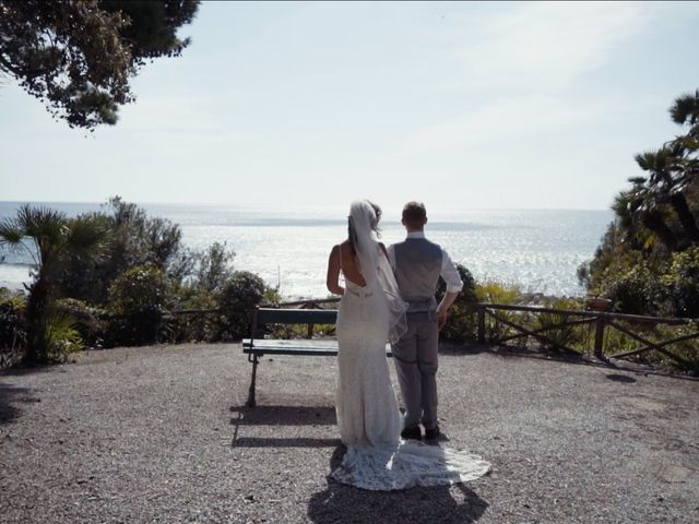 Le nozze di Melanie e George