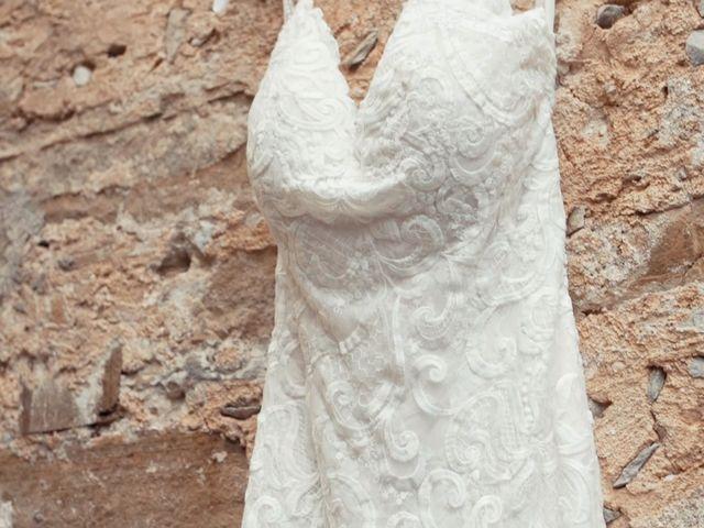 Il matrimonio di George e Melanie a Castellabate, Salerno 17