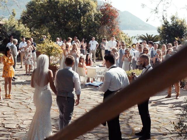 Il matrimonio di George e Melanie a Castellabate, Salerno 18