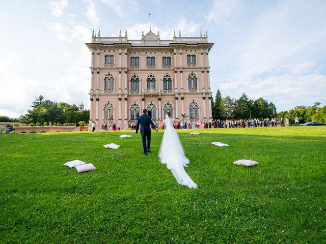 Le nozze di Roberta e Manuele