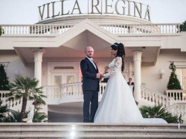 Le nozze di Lubna e Francesco