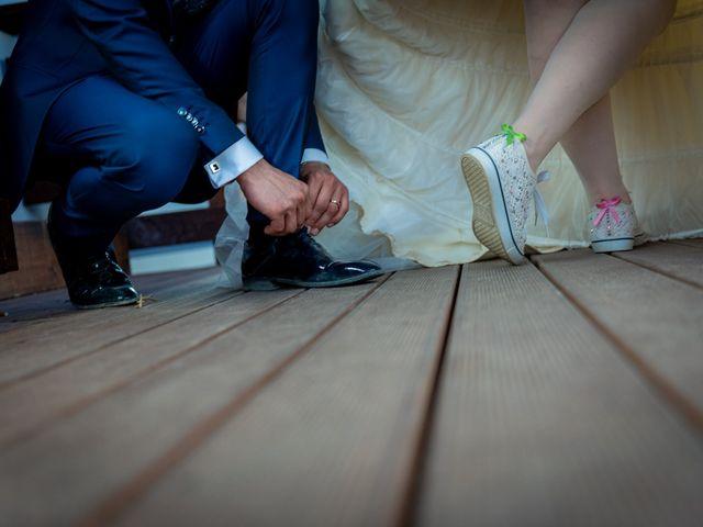 Le nozze di Annamaria e Cristian