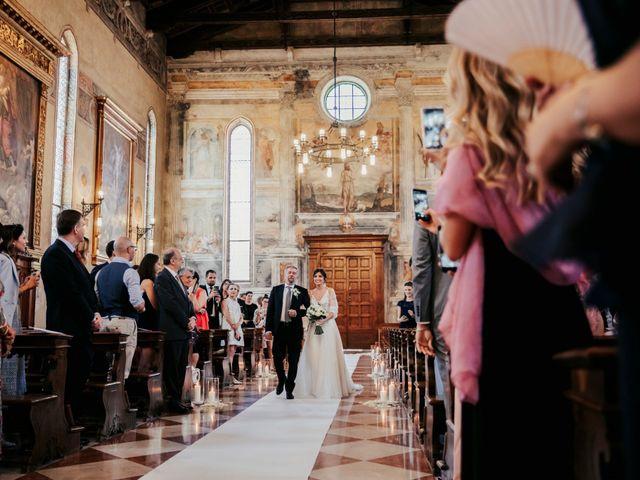 Il matrimonio di Marco e Ilenia a Gorgo al Monticano, Treviso 21