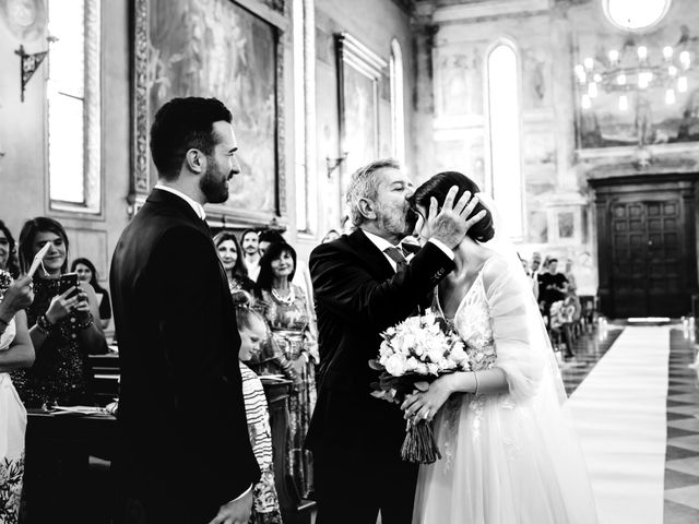 Il matrimonio di Marco e Ilenia a Gorgo al Monticano, Treviso 22