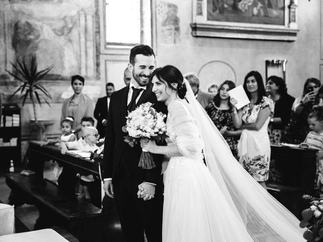 Il matrimonio di Marco e Ilenia a Gorgo al Monticano, Treviso 23