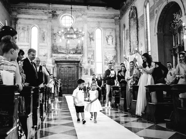 Il matrimonio di Marco e Ilenia a Gorgo al Monticano, Treviso 27