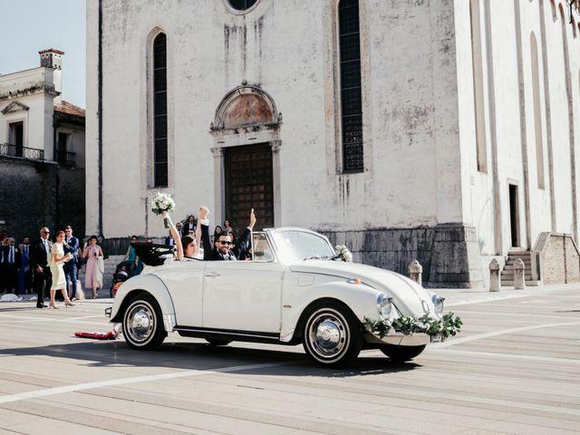 Il matrimonio di Marco e Ilenia a Gorgo al Monticano, Treviso 29