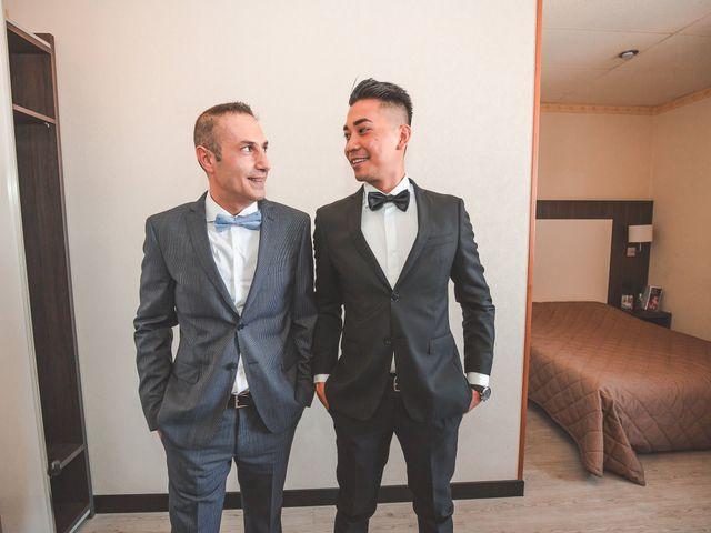 Il matrimonio di Fraizer e Michelle a Zola Predosa, Bologna 12