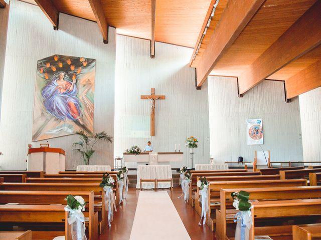 Il matrimonio di Fraizer e Michelle a Zola Predosa, Bologna 13