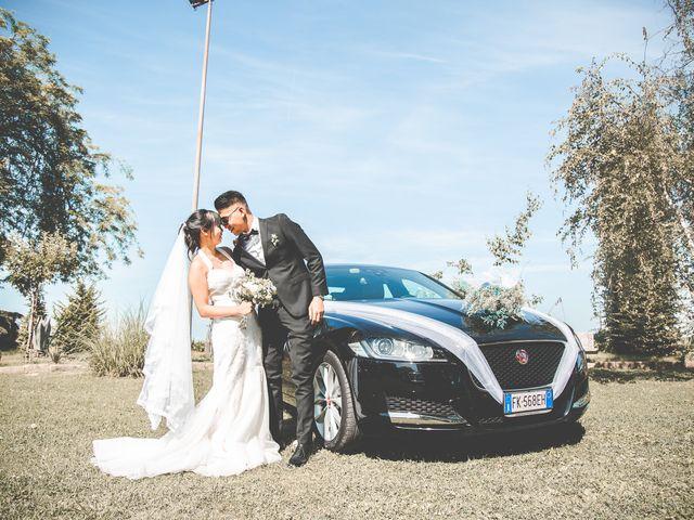 Il matrimonio di Fraizer e Michelle a Zola Predosa, Bologna 15