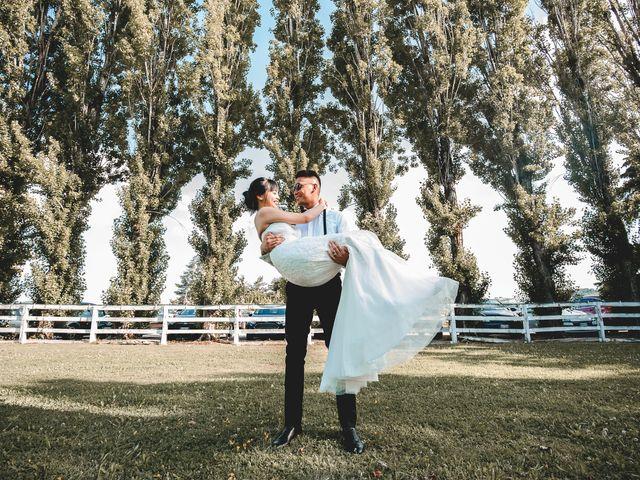 Il matrimonio di Fraizer e Michelle a Zola Predosa, Bologna 17