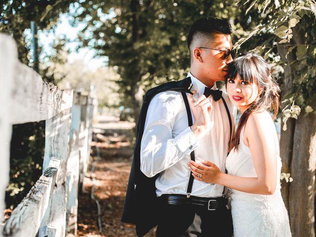 Il matrimonio di Fraizer e Michelle a Zola Predosa, Bologna 18