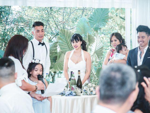 Il matrimonio di Fraizer e Michelle a Zola Predosa, Bologna 20