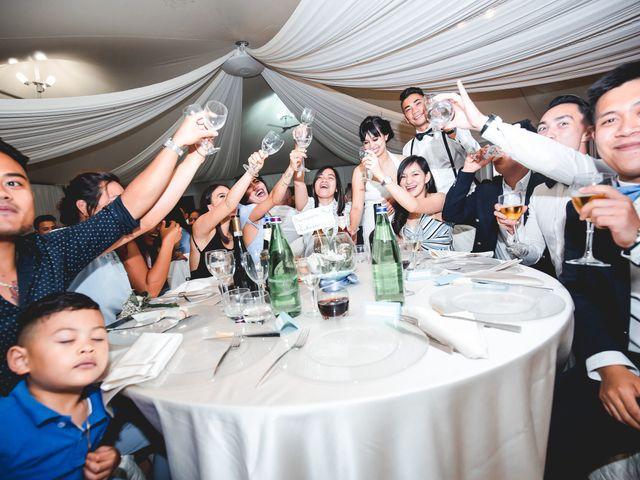 Il matrimonio di Fraizer e Michelle a Zola Predosa, Bologna 21