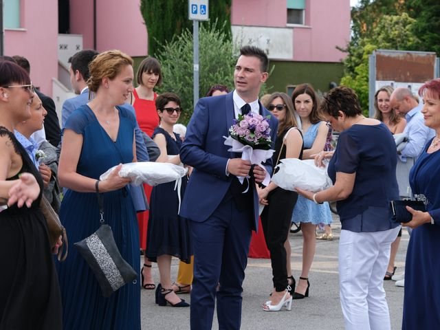 Il matrimonio di Giulio e Marika a Goro, Ferrara 8