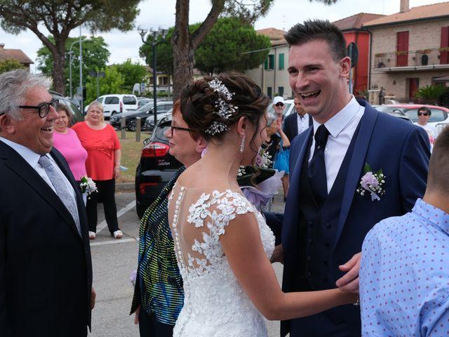 Il matrimonio di Giulio e Marika a Goro, Ferrara 11