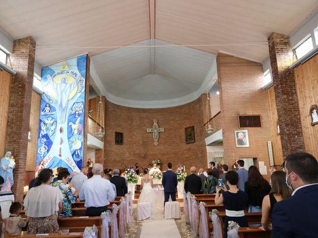Il matrimonio di Giulio e Marika a Goro, Ferrara 12