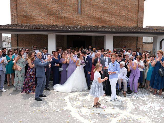 Il matrimonio di Giulio e Marika a Goro, Ferrara 20