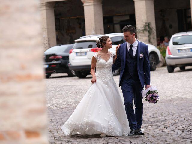 Il matrimonio di Giulio e Marika a Goro, Ferrara 21