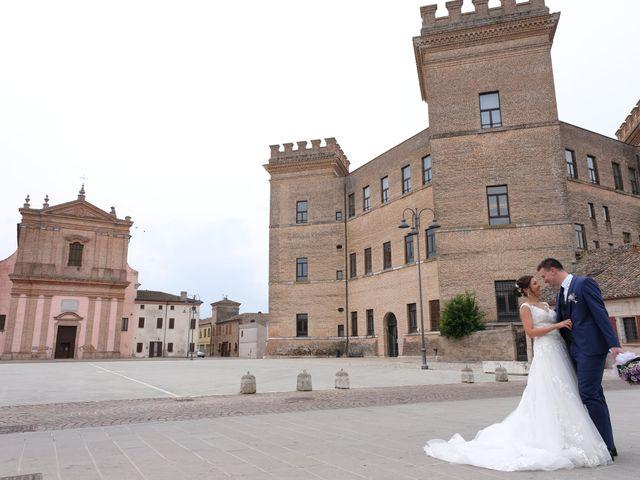 Il matrimonio di Giulio e Marika a Goro, Ferrara 22
