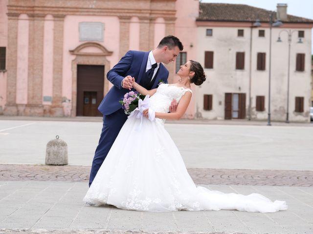 Il matrimonio di Giulio e Marika a Goro, Ferrara 24