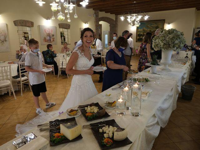Il matrimonio di Giulio e Marika a Goro, Ferrara 27