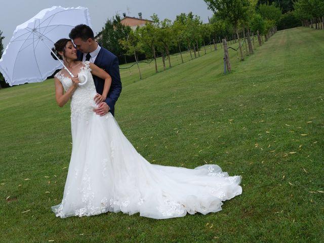Il matrimonio di Giulio e Marika a Goro, Ferrara 36