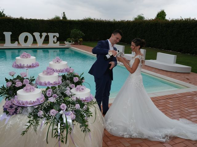 Il matrimonio di Giulio e Marika a Goro, Ferrara 42