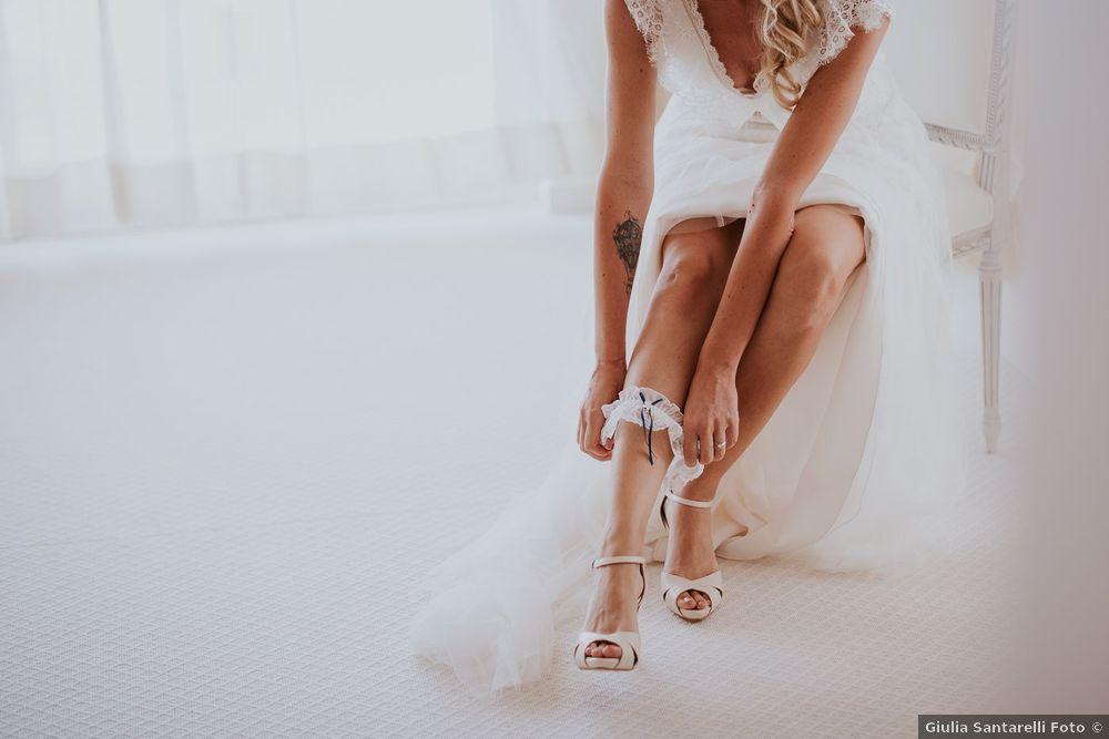 Sposa abbronzata: sì o no? 1