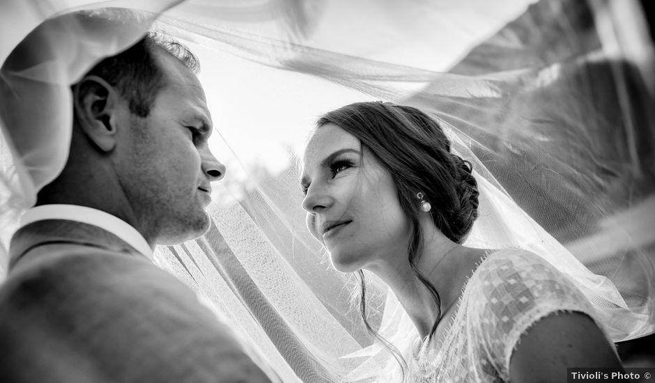 Il matrimonio di Mads e Thea a Corte Franca, Brescia